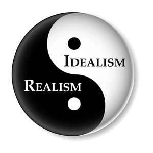 Idealism versus Practicality