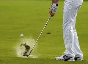 PGA Wet Conditions