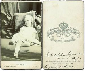 English Boy 1871