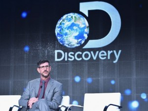 Discovery Rich Ross