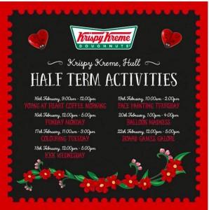 Krispy Kreme KKK Promotion