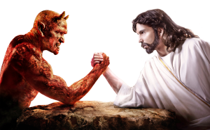 god_vs_satan