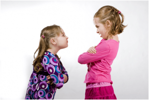 Squabbling-kids