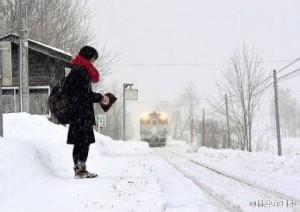 Remote-Hokkaido-train