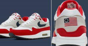 Patriotic Shoe