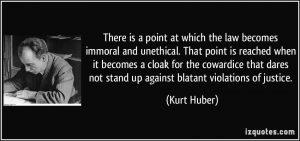 Hidden Immorality