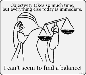 Subjectivity versus Objectivity