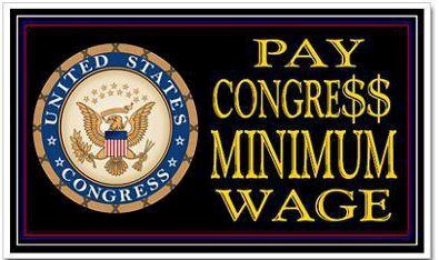 Congress Minimum Wage
