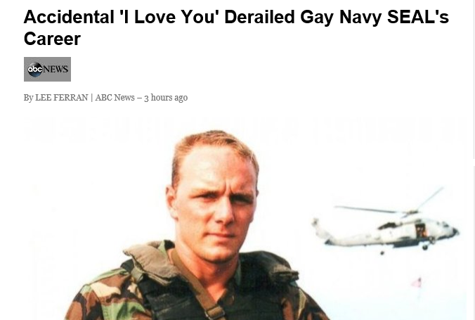 Gay Navy Seal