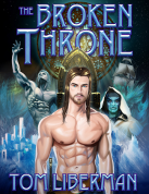 Website Front Page Image - The Broken Throne