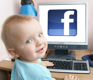 Baby Pix on Facebook
