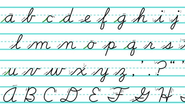 Why Should the Government Mandate Cursive Writing in Schools ...