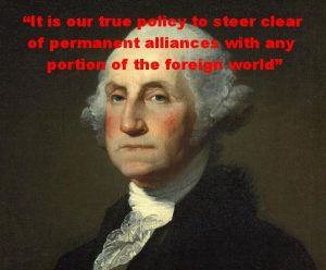 George Washington Foreign Entanglements