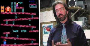 billy mitchell donkey kong