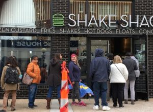 Shake Shack Government Loan