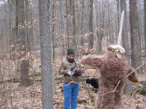 Bigfoot Hunting Season